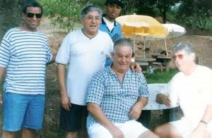 Festa dos Magoados - 2000