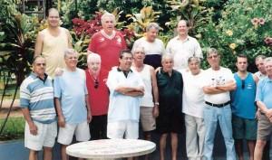 Festa dos Magoados - 2001