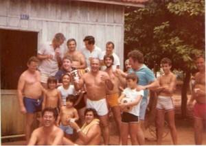 Festa dos Magoados - 1984 - 1