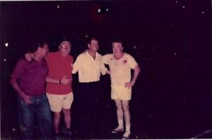 Baile dos Magoados - 1987